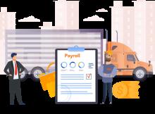 trucking payroll
